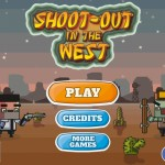 Shoot-Out In The West Screenshot