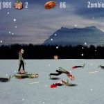 Santa Kills Zombies 2 Screenshot