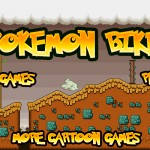 Pokemon Bike Screenshot
