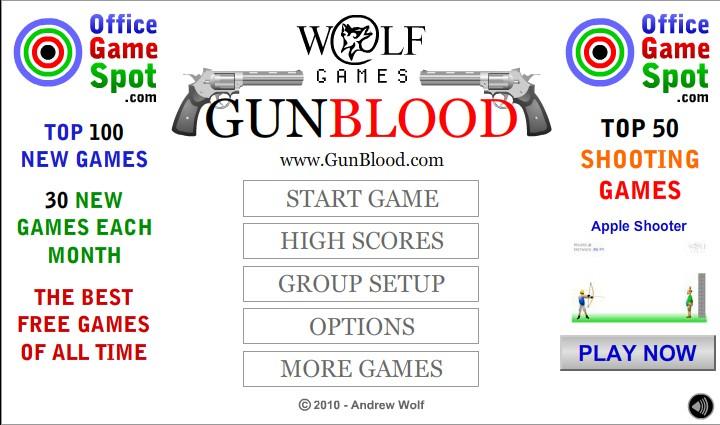 <b>GunBlood</b> Hacked / <b>Cheats</b> - Hacked Online Games