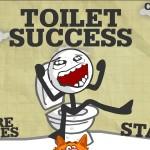 Toilet Succes! Screenshot
