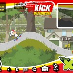 Kick Buttowski - Suburban Daredevil Screenshot