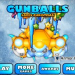 Gunball Saves Christmas Screenshot