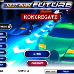 Heat Rush Future Screenshot