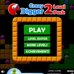 Crazy Digger 2 Level pack Screenshot