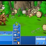 Epic Battle Fantasy 4 Screenshot
