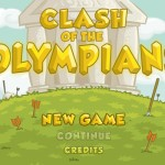 Clash of the Olympians Screenshot