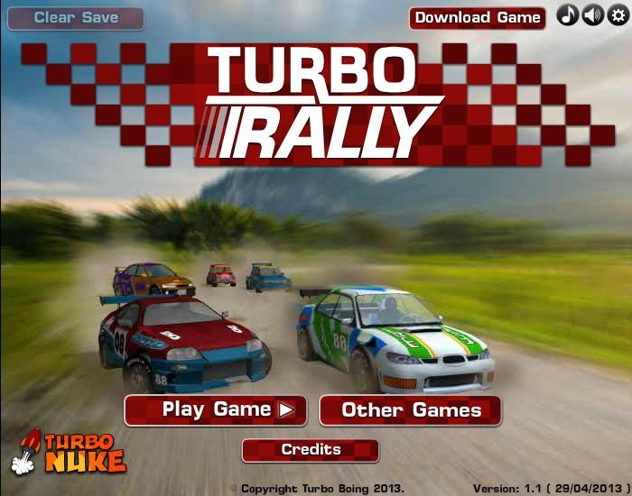 Turbo Car Racing Games Play Online