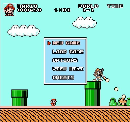 Super Mario Bros  Crossover 2 Hacked / Cheats - Hacked
