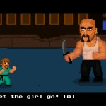 Fist Puncher Streets of Outrage Screenshot
