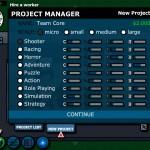 Game Corp Screenshot