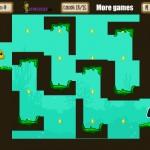 Worlds Hardest Game Screenshot
