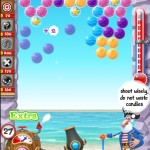 Bubble Shooter Archibald the Pirate Screenshot