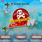 Penguins Attack 4 Screenshot