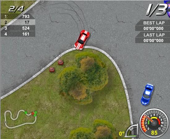king drift game