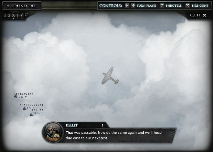 Battle of Britain - 303 Squadron Hacked / Cheats - Hacked Online Games