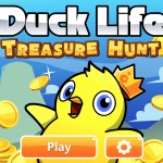 Duck Life 5 - Treasure Hunt Screenshot