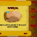 Ninja Chibi Screenshot