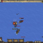 Pirateers 2 Screenshot