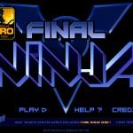 Final Ninja Screenshot