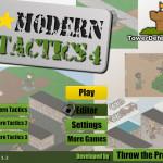 Modern Tactics 4 Screenshot