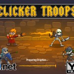 Clicker Troops Screenshot