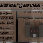 Demonic Defence 4 Screenshot
