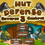 Hut Defense 3: Reverse Control Screenshot