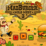 Mad Burger - Wild West Screenshot
