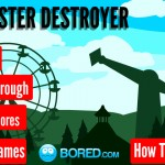 Coaster Destroyer Screenshot