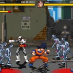 Crazy Zombie 2 - Crossing Heroes Screenshot