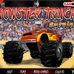 Monster Truck Survival Screenshot