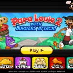 Papa Louie 2 - When Burgers Attack! Screenshot