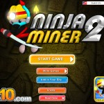 Ninja Miner 2 Screenshot