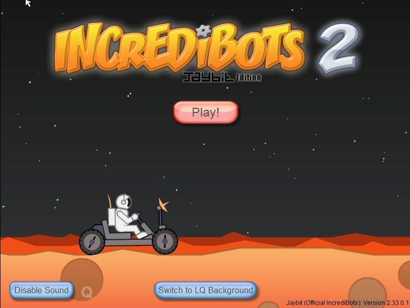 Incredibots 2 hacked cheats hacked online games