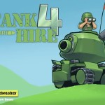 Tank 4 Hire Screenshot