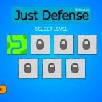 Just Defense Screenshot