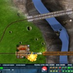 Rails of War Screenshot