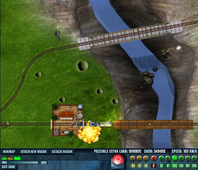Rails of War Hacked / Cheats  Hacked Online Games