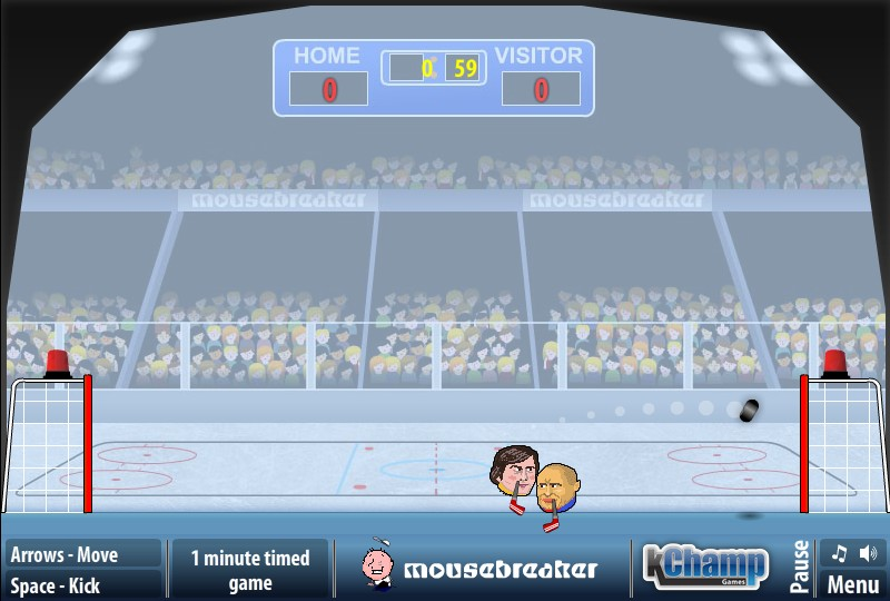 ... Sports Heads - Ice Hockey Screenshot ...
