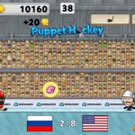 Puppet Ice Hockey Screenshot