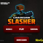 Chainsaw Slasher Screenshot