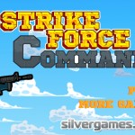 Strike Force Commando Screenshot