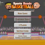 Sports Heads - Basketball Screenshot