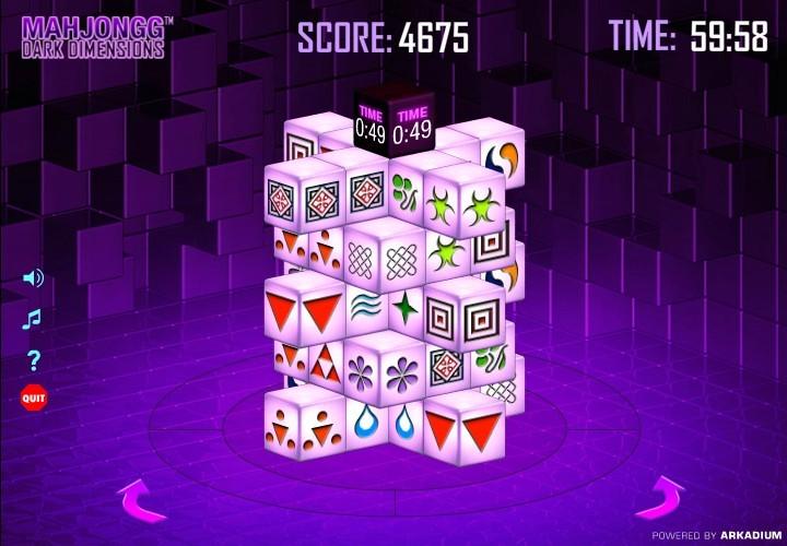 mahjong dark dimension free online