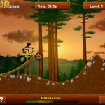 Stickman Dirtbike Screenshot