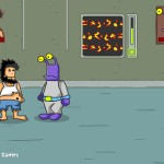 Hobo 5 - Space Brawls Screenshot