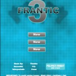 Frantic 3 Screenshot