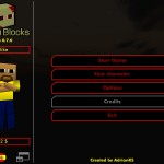 Minecraft - Zumbi Blocks 3D Screenshot