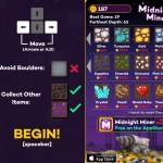 Midnight Miner Screenshot
